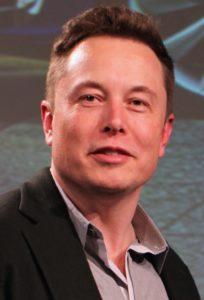 Photo of Elon Musk