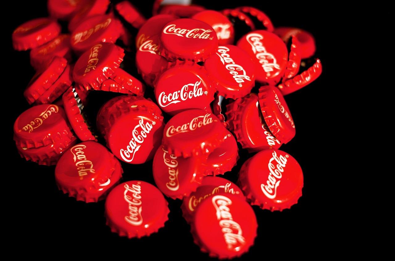 Coca-Cola bottle caps