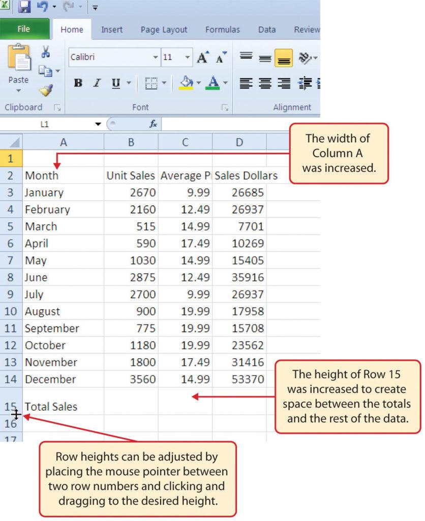 Unit 1: Excel Fundamental | Information Systems