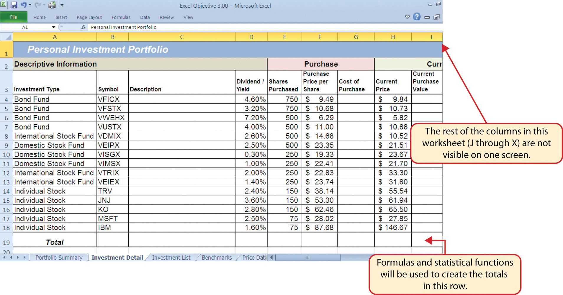 Unit 3 Logical And Lookup Functions Information Systems