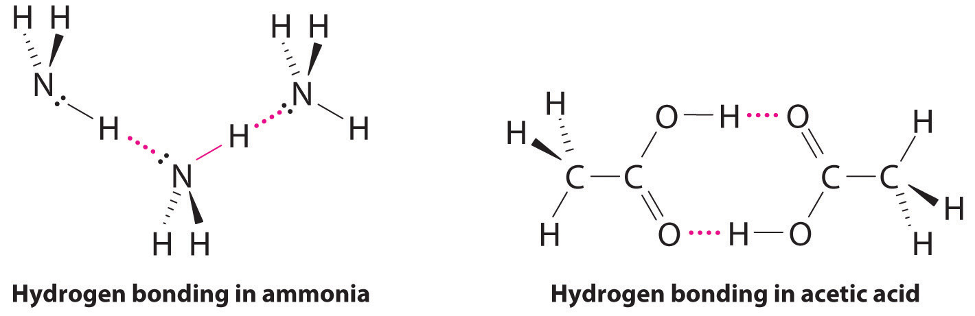 Intermolecular Forces Physical Properties Of Organic Compounds