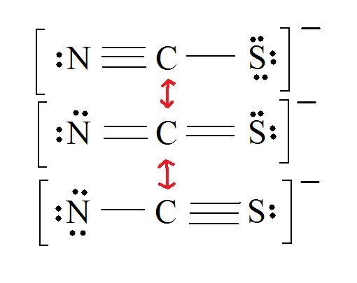 cns resonance structure