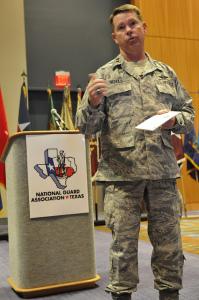 Major General John Nichols