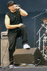 Ice-T, American rapper and singer