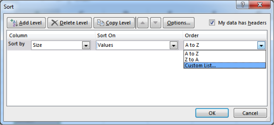 A sorts dialog box is open.