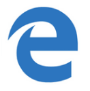 Microsoft Edge Browser icon.