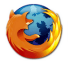The Mozilla Firefox browser icon.