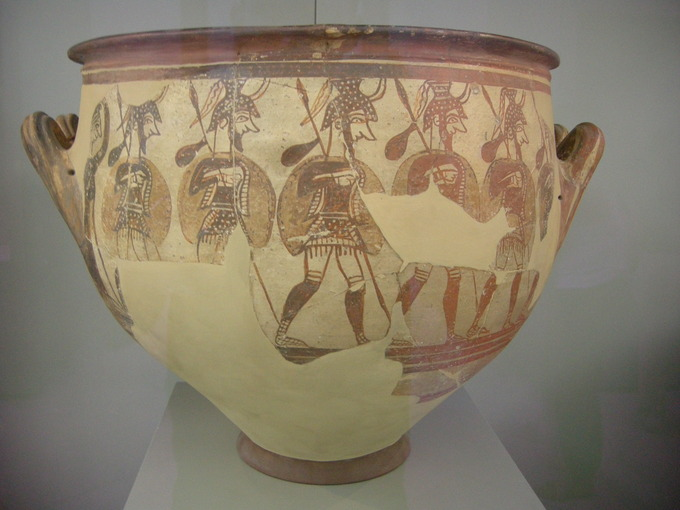 Mycenaean Art Boundless Art History
