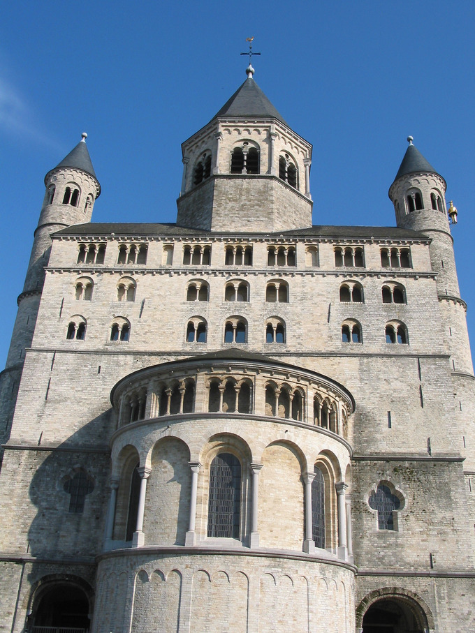 image Romanesque Architecture Boundless Art History