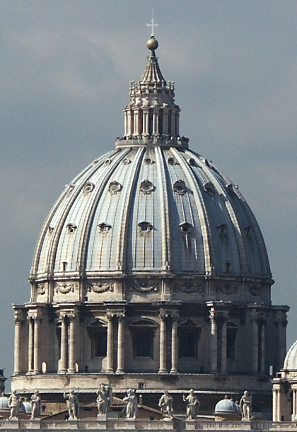 Roman Architecture Domes renaissance architecture | boundless art history