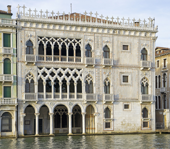 Renaissance architecture boundless art history for Design hotel venise
