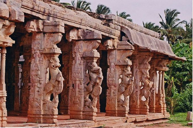 vijayanagar empire boundless art history