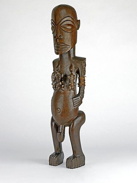 Pacific Island Wooden Carvings
