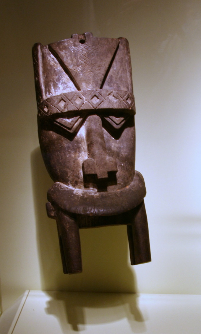 ljaw mask mask kalabari ijo peoples nigeria early 20th century wood pigment national museum of african art