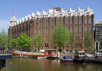 The Scheepvaarthuis, Amsterdam.