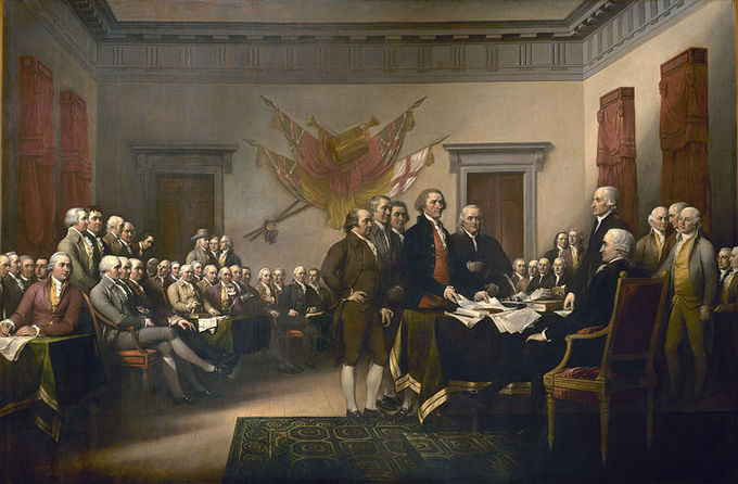 Image result for second Continental Congress