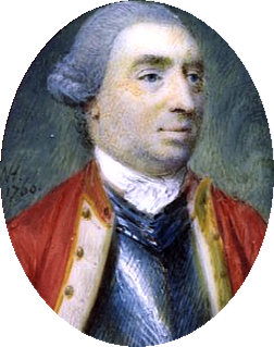Portrait of George Germain