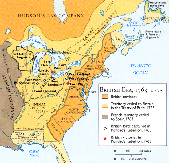 Foreign And Domestic Crises Boundless US History - Us map 1796