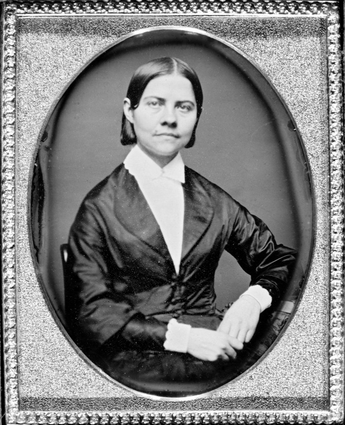 Portrait of Lucy Stone