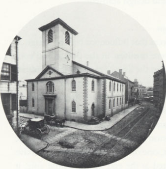 Photograph of the Brattle Street Church