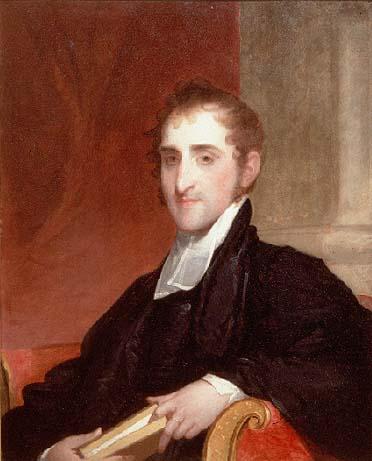 Portrait of Joseph Stevens Buckminster