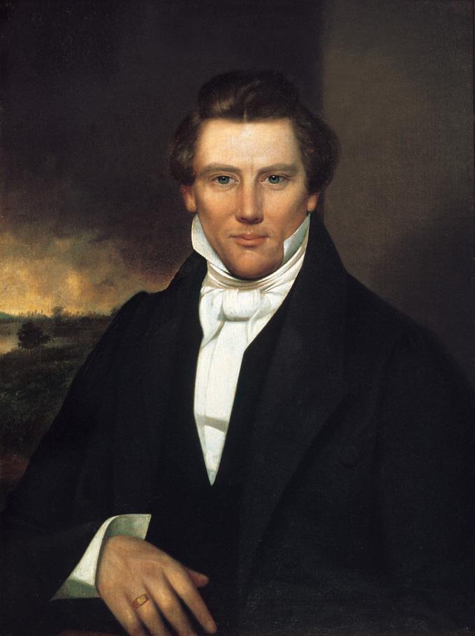 Portrait of Joseph Smith, Jr.