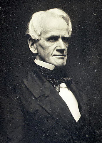 Portrait of Horace Mann