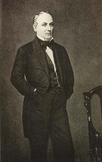 Portrait of James Henry Hammond