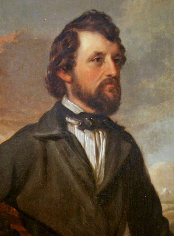 Portrait of John C. Frémont