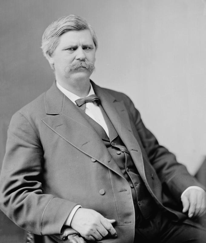 Portrait of Zebulon Baird Vance