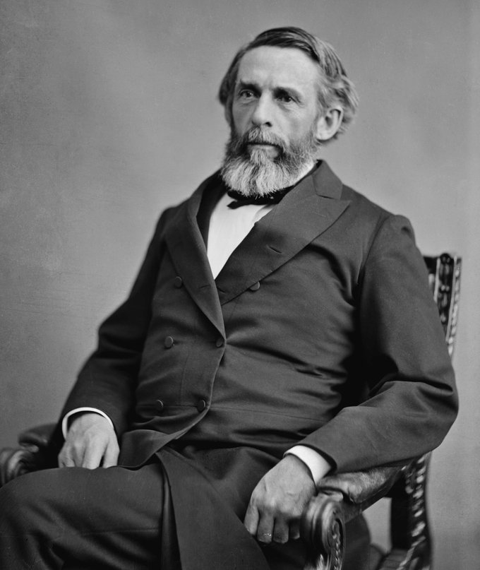Portrait of George S. Boutwell