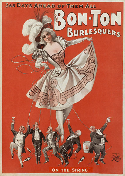 entertainment during the gilded age