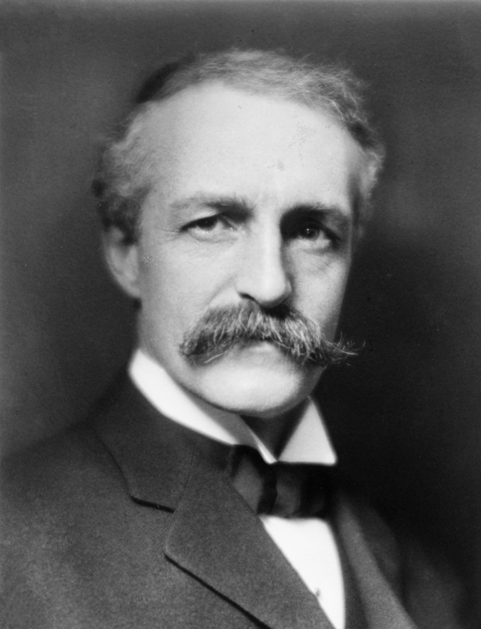 Portrait of Gifford Pinchot