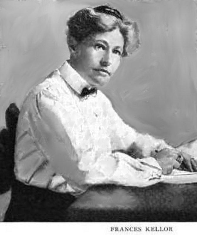 Portrait of Frances Kellor
