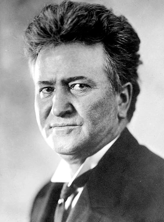 Portrait of Robert M. La Follette