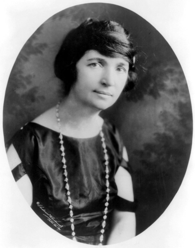 Portrait of Margaret Sanger