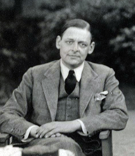 Portrait of T.S. Eliot