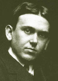 Portrait of Henry Louis Mencken