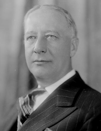 Portrait of Alfred Smith