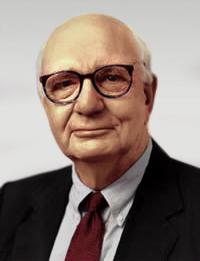 Portrait of Paul Volcker
