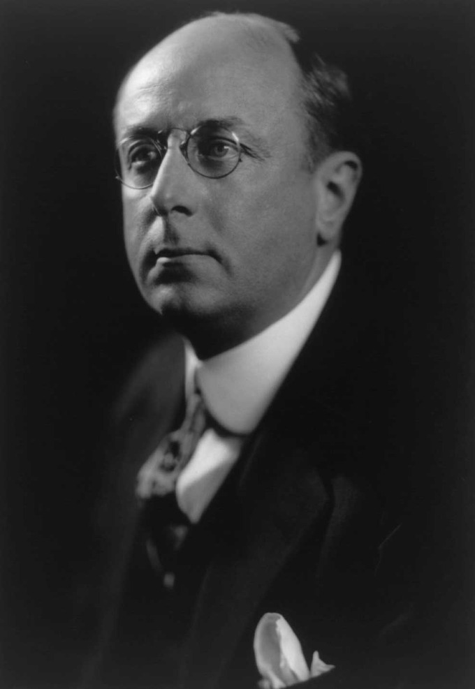 Photo portrait of Homer Cummings