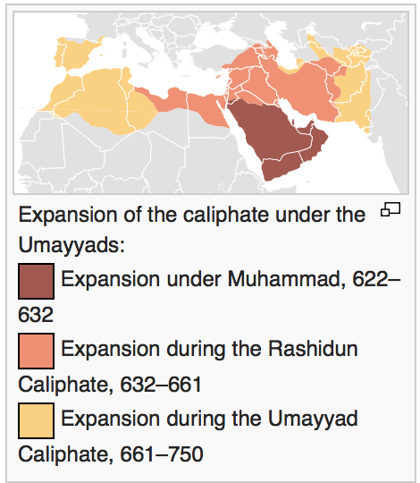 The Umayyad and Abbasid Empires | Boundless World History