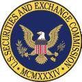 Seal of the U.S. Securities and Exchange Commission.