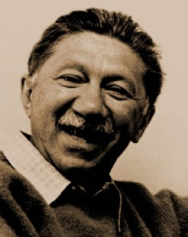a picture of Abraham Maslow