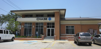 A Chase Bank building