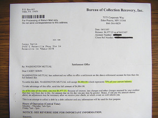 Loan Settlement Letter Sample