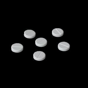 Image of six pills