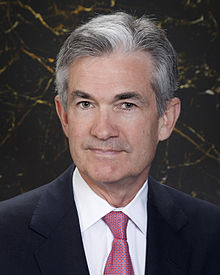 Photograph of Jerome Powell