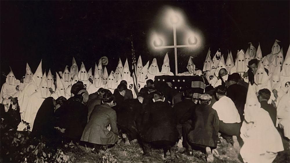 a history of the ku klux klan a racistic organization