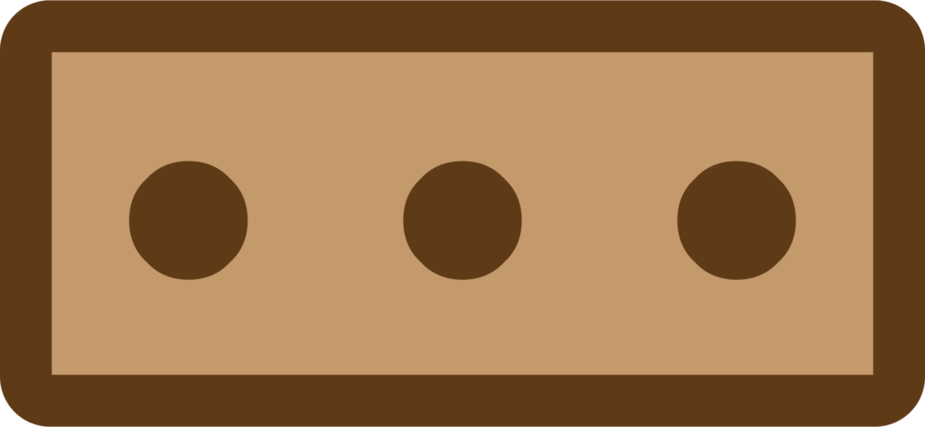 an icon showing an ellipsis, which is made of three periods.